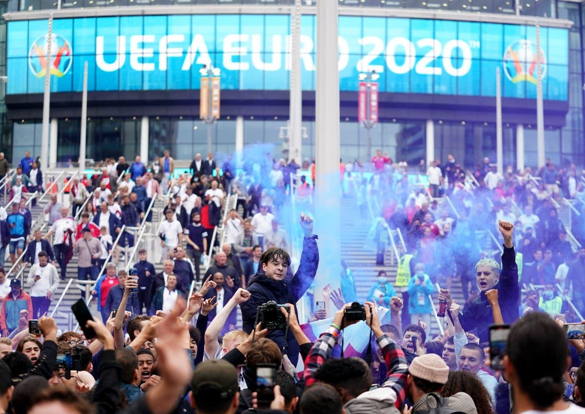 Euro 2020: Quarter-final line-ups set after England oust Germany