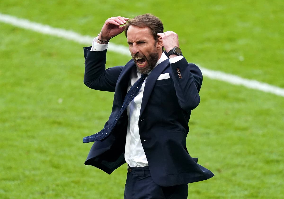 England were immense in Euro 2020 defeat of Germany, says Gareth Southgate