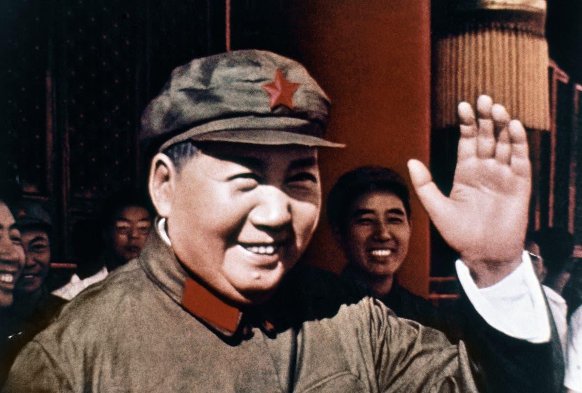 美联社照片: 中国共产党百年诞辰