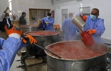 Chef dies after falling into giant vat of chicken soup