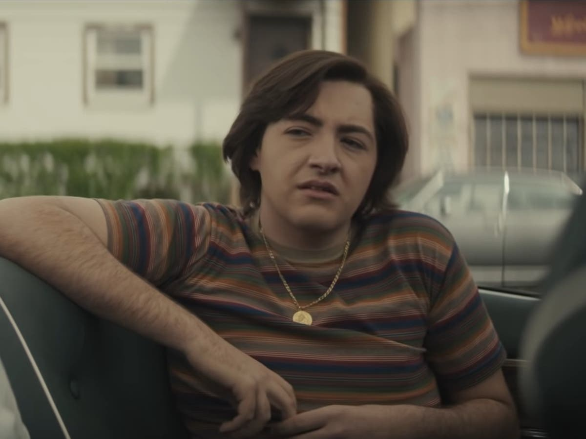 Fans hail Michael Gandolfini's 'perfect casting' in Sopranos prequel trailer