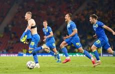 A closer look at England's quarter-final opponents Ukraine