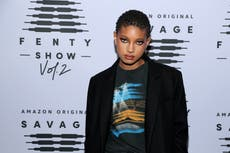 Willow Smith says she grew up seeing her mum Jada Pinkett Smith deal with death threats and racism