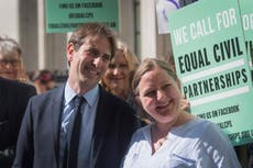 Scotland extends civil partnerships to mixed-sex couples