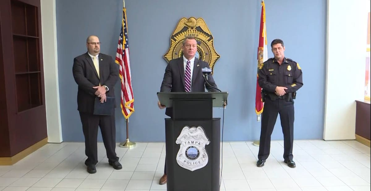 Florida police solve 2007 rape by using public genealogy databases to connect suspect's DNA to case