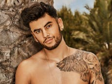 Liefde-eiland: Former contestant Niall Aslam claims lack of autism adjustments resulted in psychotic episode