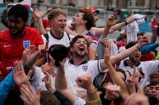 Euro 2020: Police tell England fans they are prepared for 'football to come home'