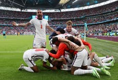 England vs Germany attracts more than 20 million viewers on TV