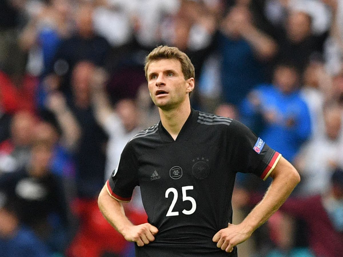 'Empty, frustrated and depressed': German papers react to Euro 2020 loss
