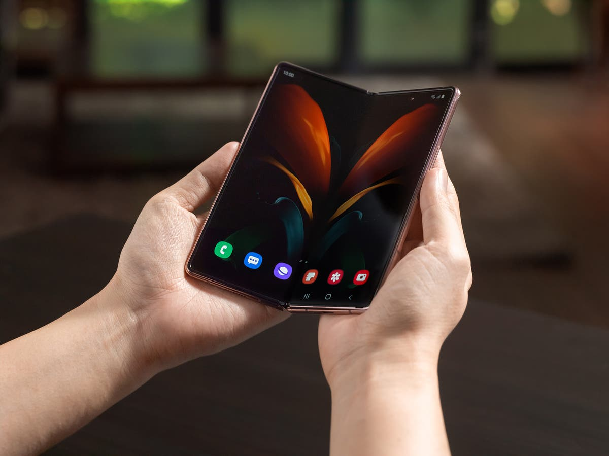Foldable phones can still be the future of smartphones