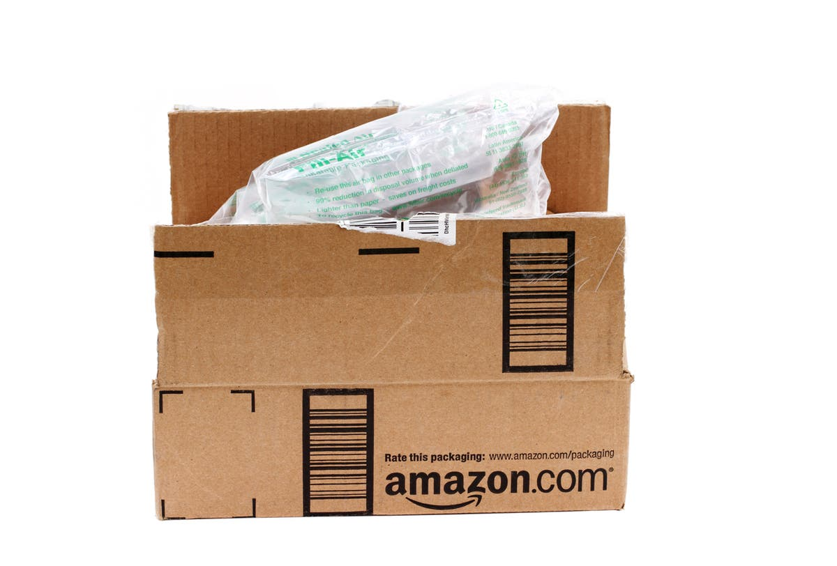 观点: Amazon should offer a plastic-free packaging choice at checkout – not force us to pollute