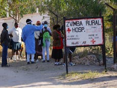Covid infections now surging in rural African areas