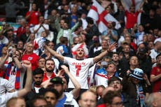 England fans could be banned from travelling for Ukraine Euro 2020 quarter-final