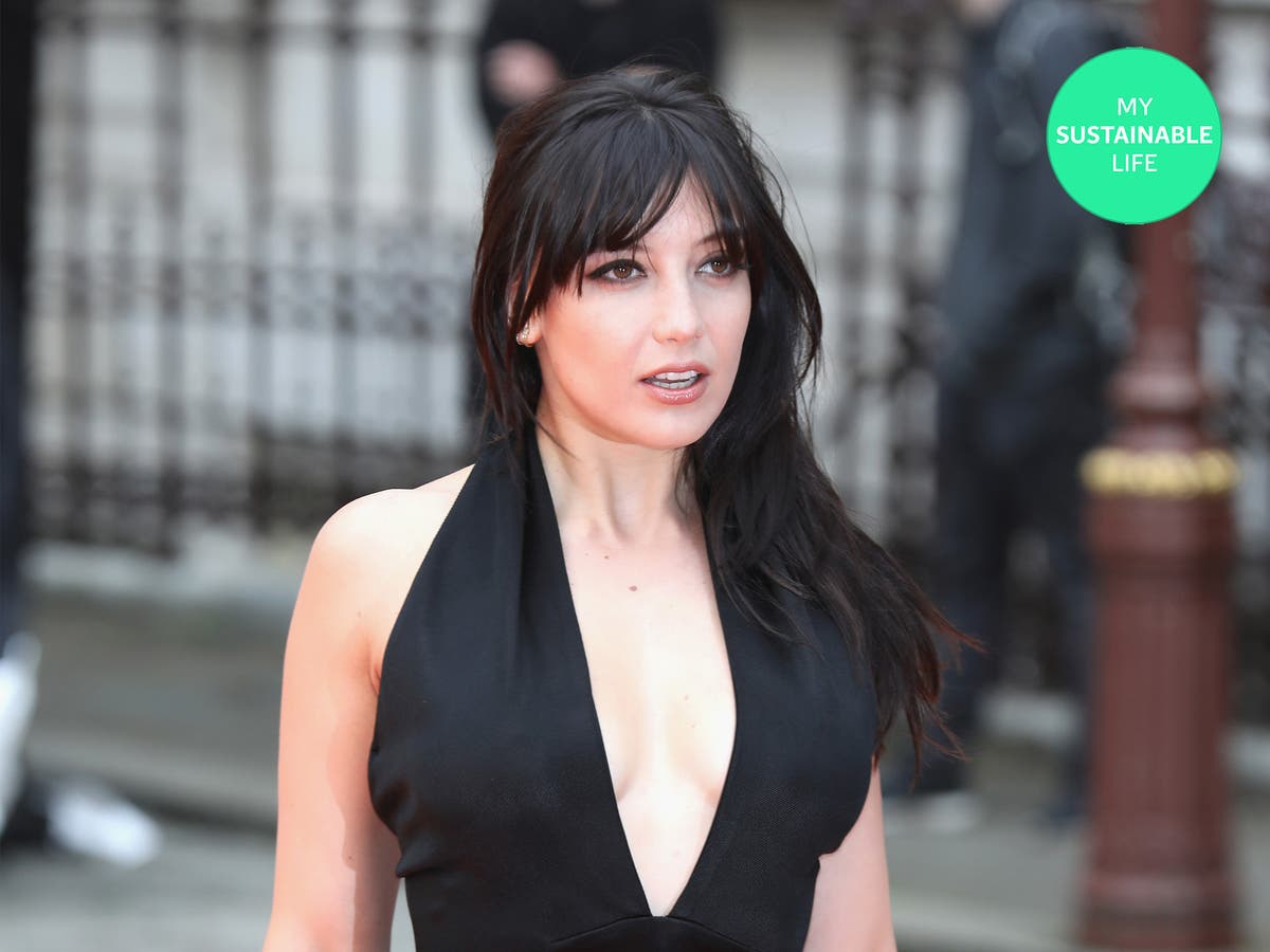 Daisy Lowe: My volhoubare lewe - 'The amount of waste that goes in the bin makes me panic about my carbon footprint'