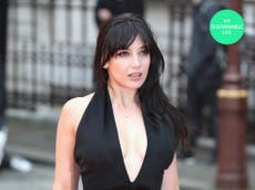Daisy Lowe: My Sustainable Life - 'The amount of waste that goes in the bin makes me panic about my carbon footprint'
