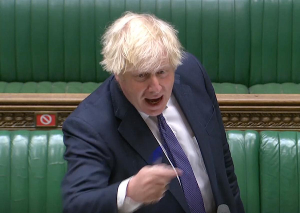 Boris Johnson dismisses Hancock scandal as 'stuff going on in Westminster bubble', sparking row