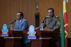 Ethiopia hints at Tigray military move; cease-fire in doubt