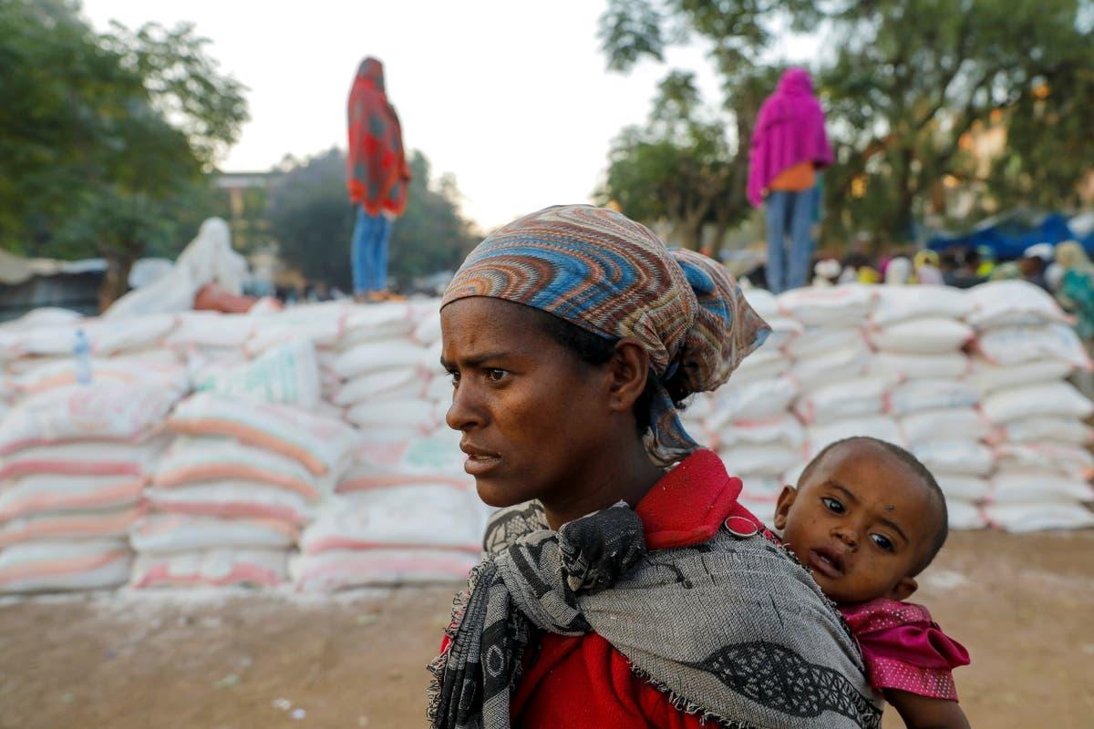埃塞俄比亚表示军队可以在数周内重新进入被占领的提格雷首都默克勒