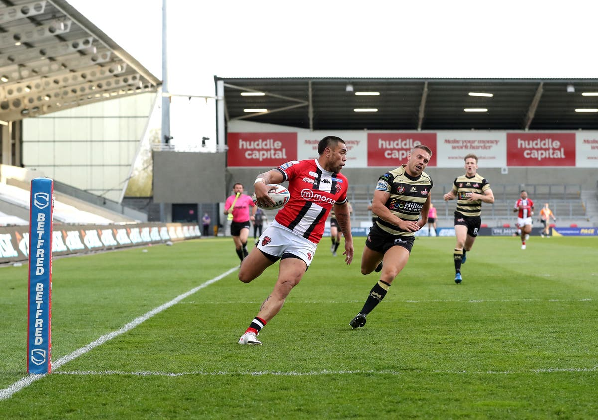 Salford games off as Super League season continues to be hit by coronavirus