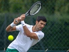 Wimbledon 2021 VIVER: Novak Djokovic and Andy Murray in action - Ultimas atualizações