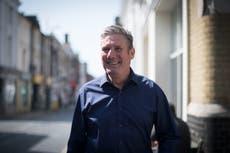 Keir Starmer vil ikke trekke seg hvis Labour får et nytt nederlag ved Batley og Spen mellomvalg, partiet insisterer
