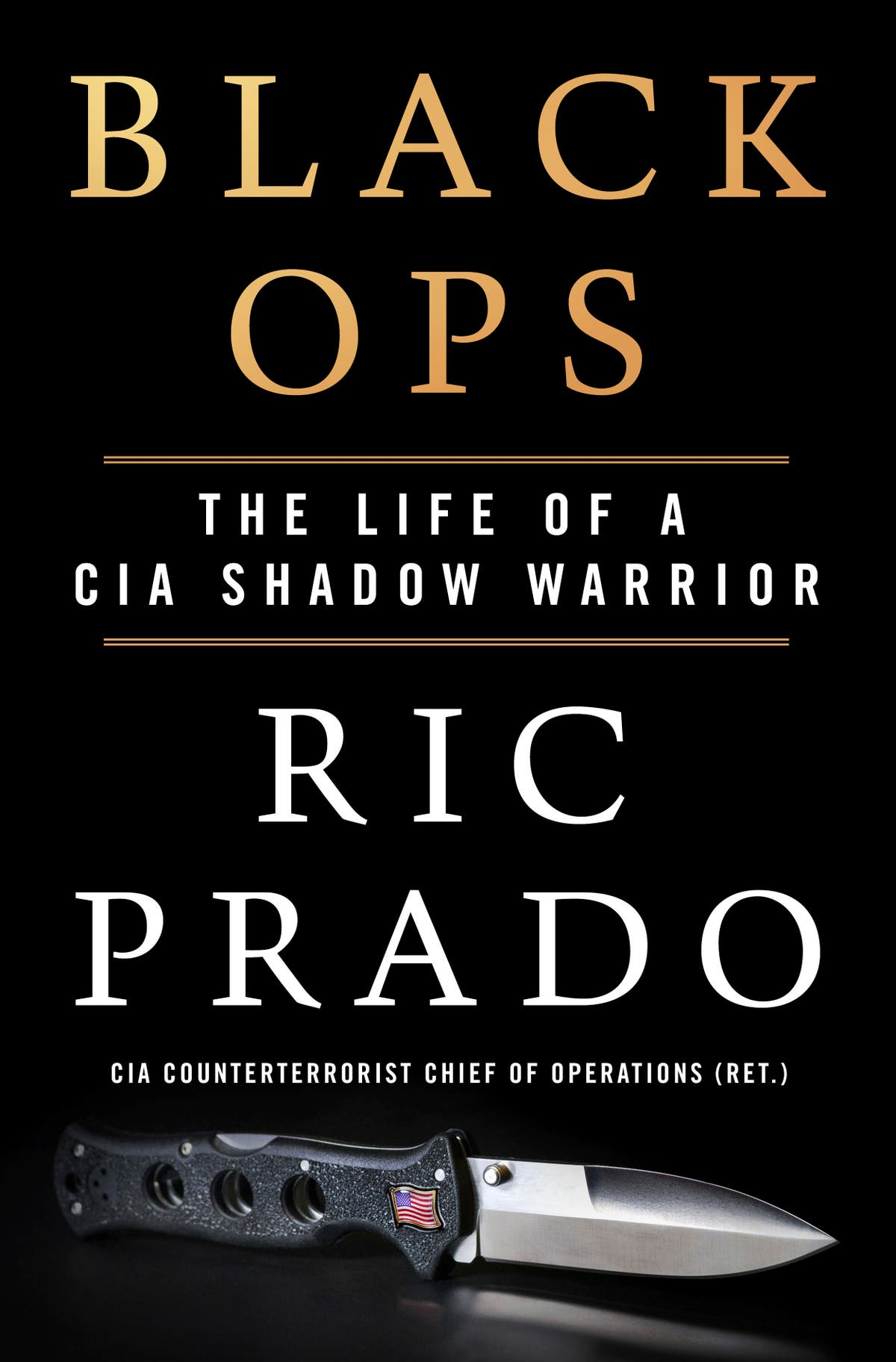 Former CIA operative Enrique 'Ric' Prado writing memoir