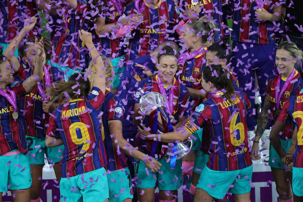 Host broadcaster DAZN plans to take Women's Champions League 'to new heights'