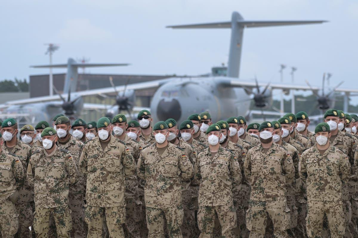 European troops make low-key return home from Afghanistan