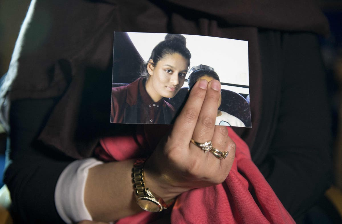 Shamima Begum poses no threat to UK and should be allowed home