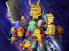 Disney Plus announces Simpsons and Avengers crossover The Good, the Bart and the Loki, out next week