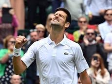 温布尔登 2021 居住: Novak Djokovic beats Kevin Anderson plus Andy Murray in action - 最新更新