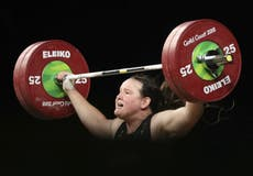 Emily Campbell wants to show weightlifters do not have to 'sacrifice femininity'