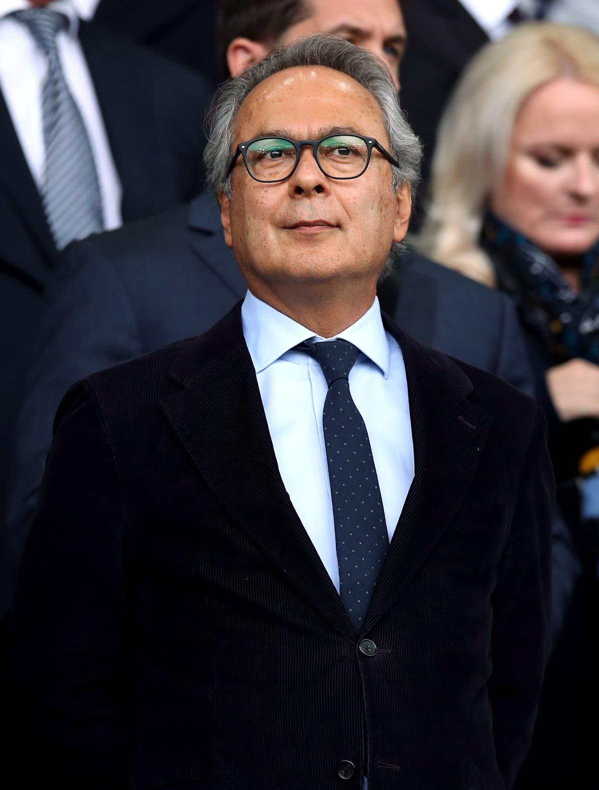 Farhad Moshiri confident Rafael Benitez will bring success to Everton