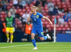 5 Ukraine players for England to watch out for