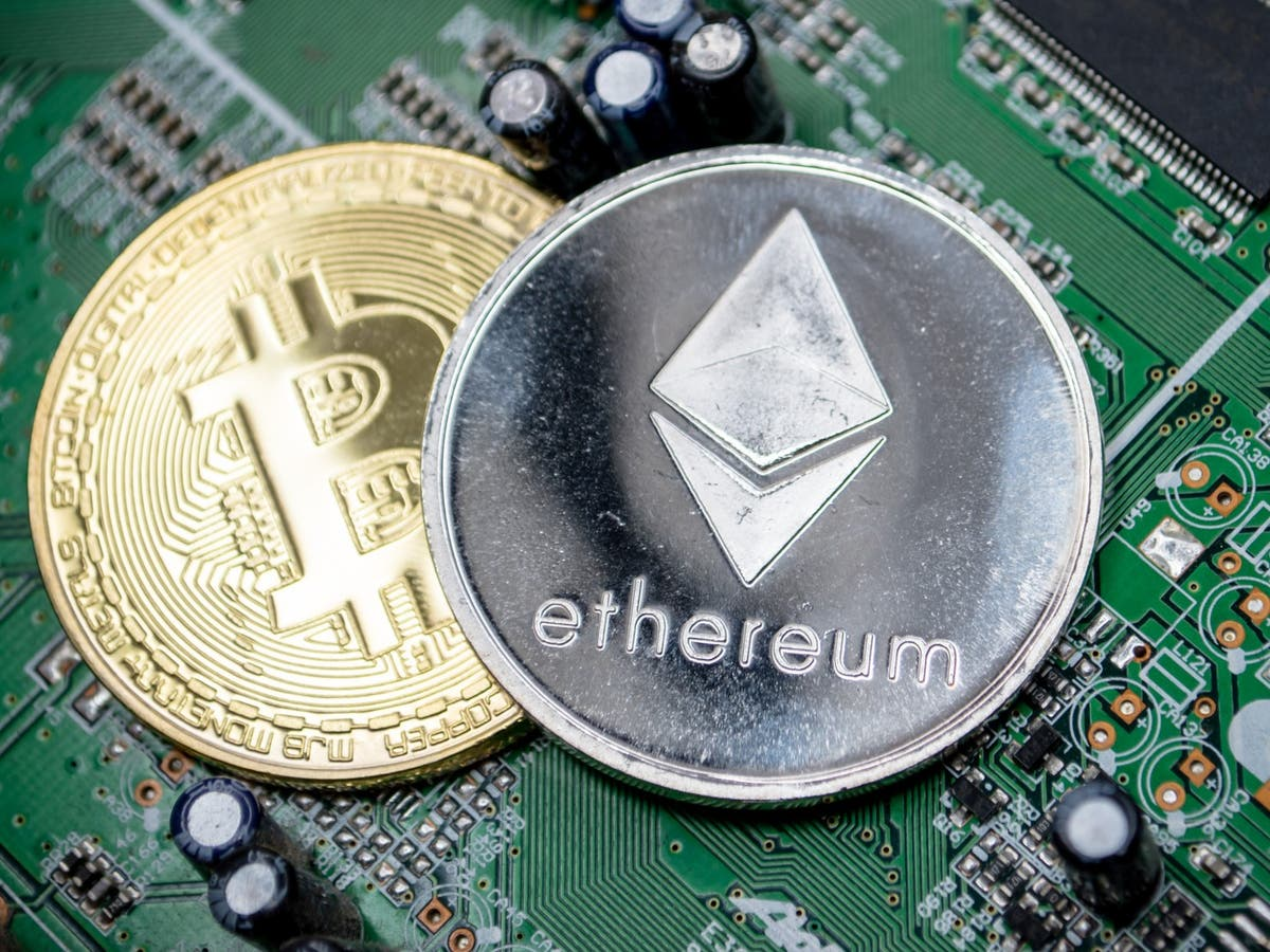 Ethereum makes crypto history by surpassing bitcoin in key  milestone