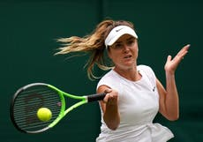 Playing on Centre Court or a Ukraine win? Elina Svitolina wants both on Saturday