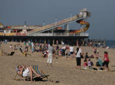 Delaying seaside holidays until October half-term can save hundreds – report