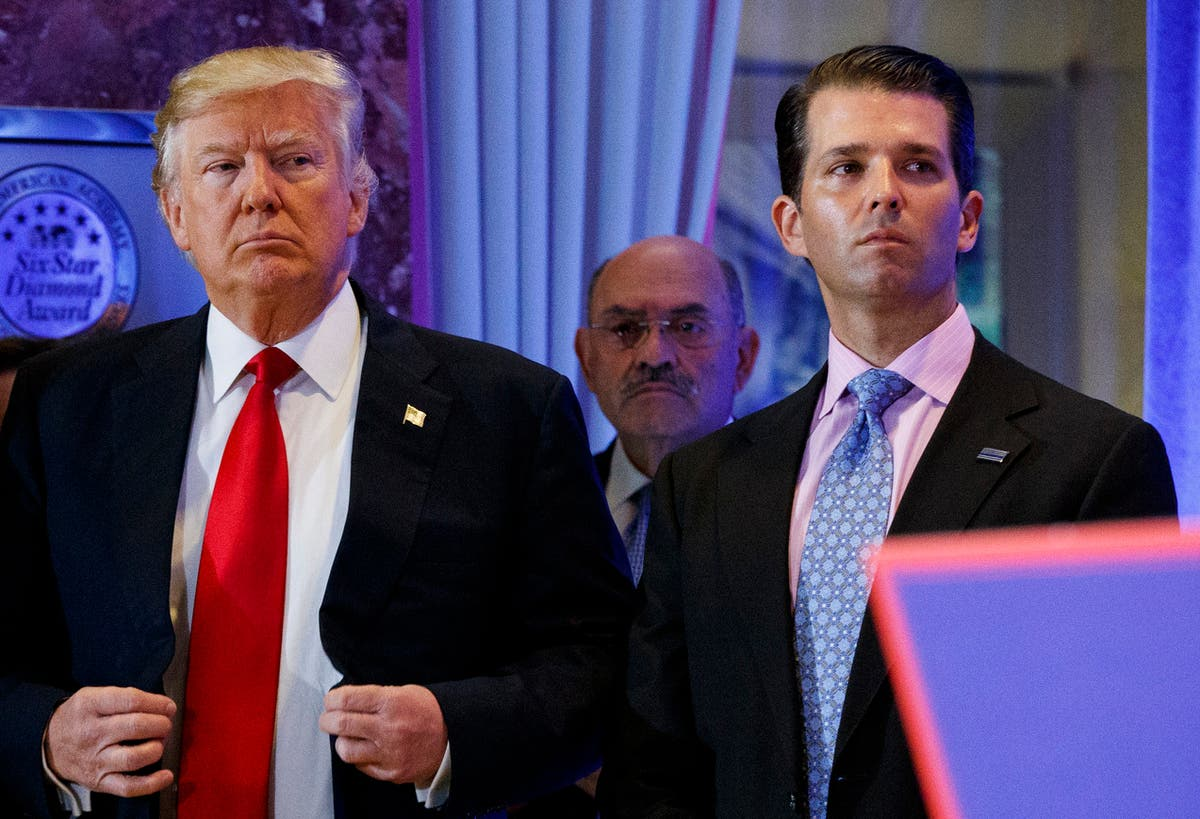 Allen Weisselberg: Who is the man who could bring down Donald Trump?