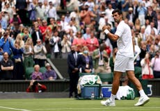 Novak Djokovic keen to learn from 2016 Wimbledon exit in pursuit of Golden Slam