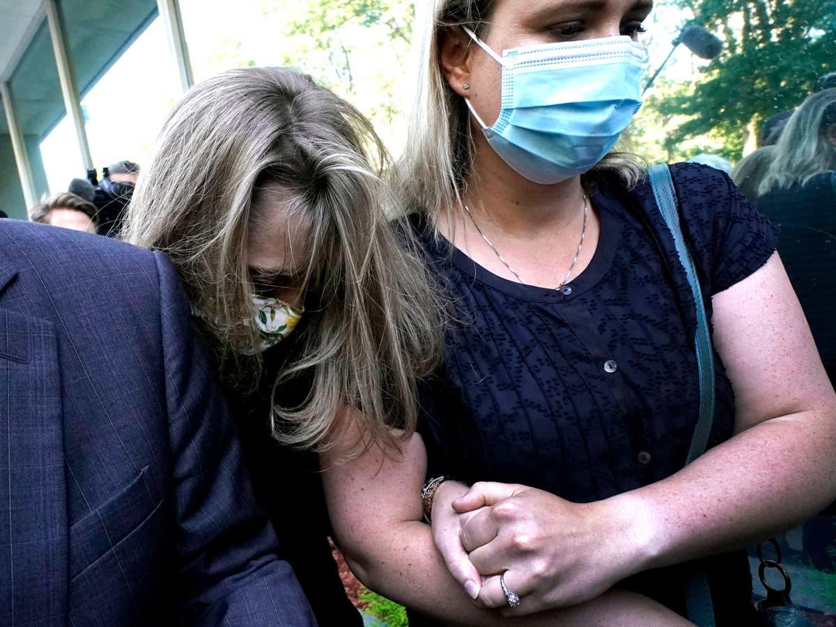 NXIVM cult victim hits out at 'predator' Allison Mack