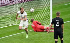 Harry Kane determined England will maintain momentum following win over Germany