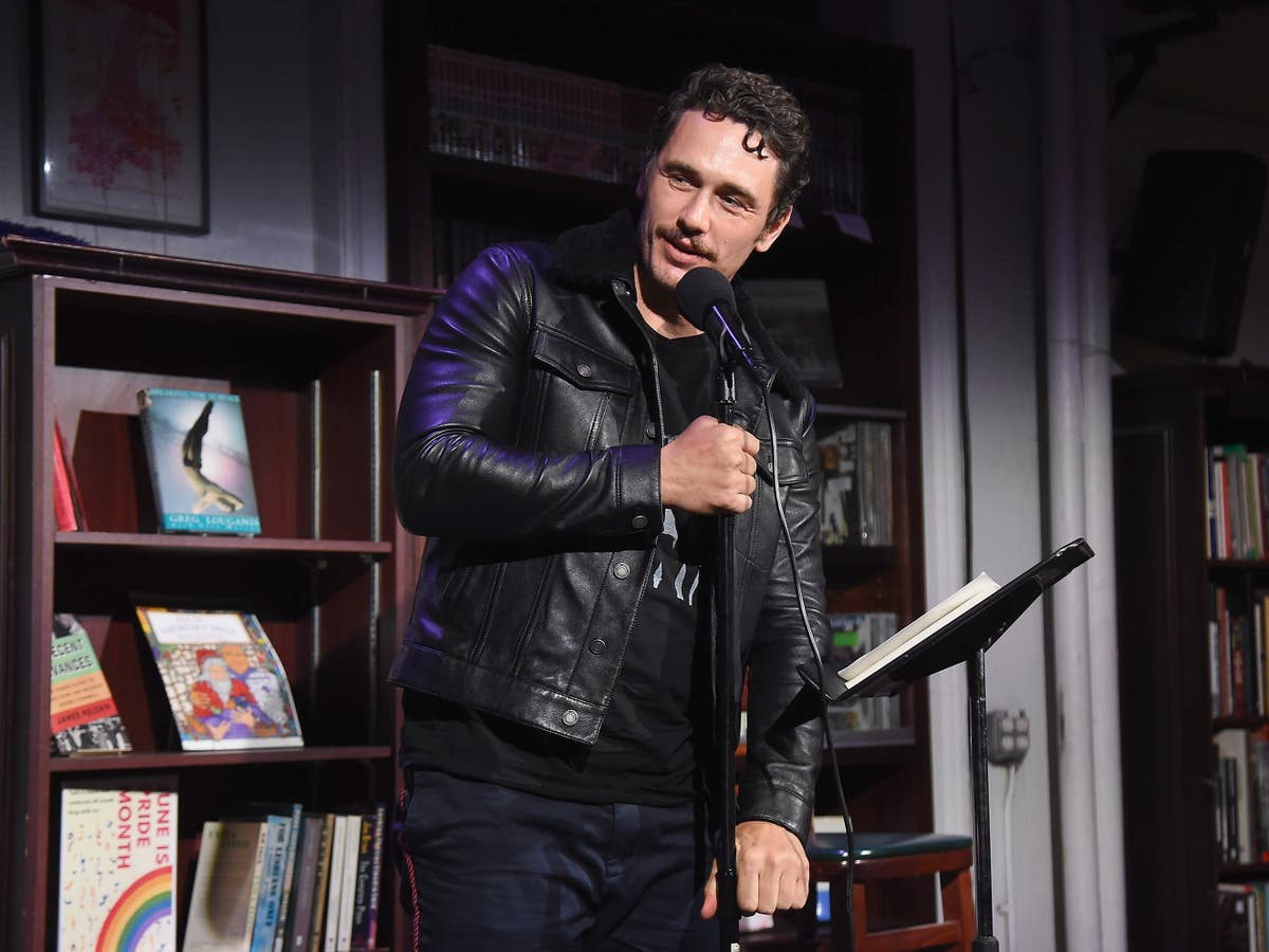 James Franco to pay $2.2m settlement in sexual misconduct case