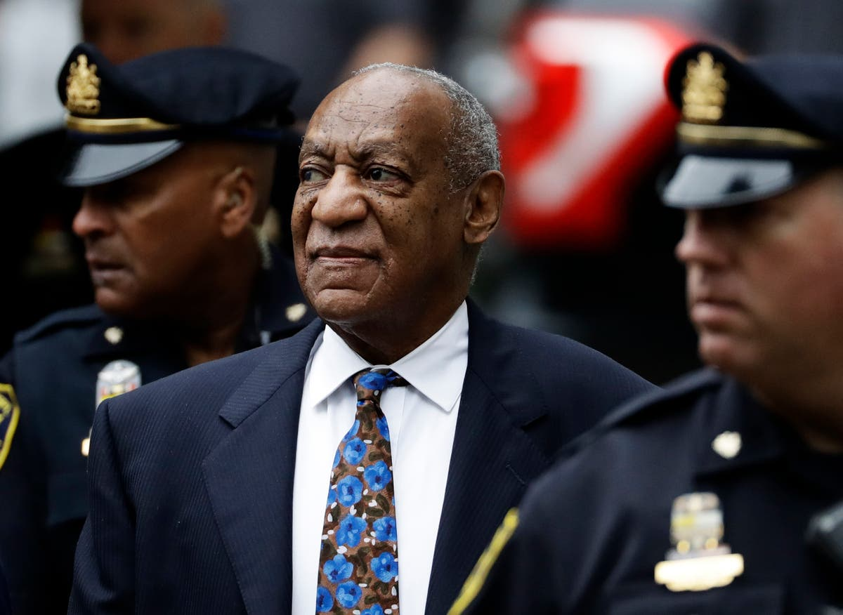'Horrified' and 'finally'; reaction varies on Cosby release