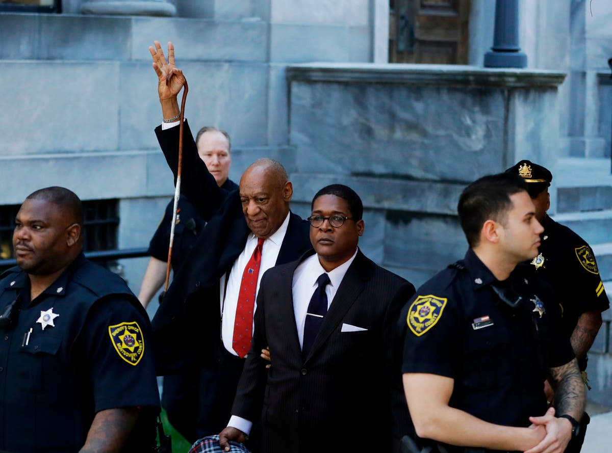 解释者: Why Bill Cosby's conviction was overturned