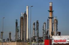 Undercover investigation reveals ExxonMobil 'working with' Democrats to kneecap Biden's infrastructure bill