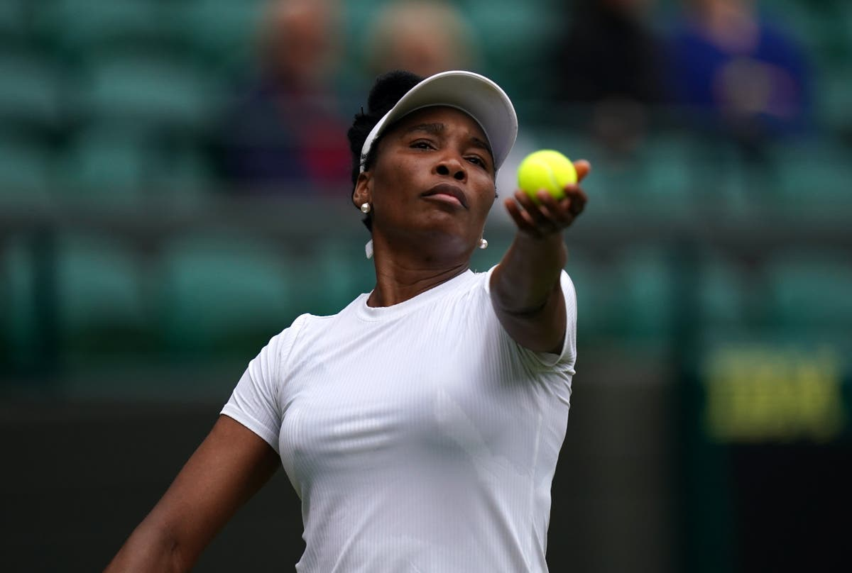 Venus Williams insists she will play at Wimbledon again after second-round exit