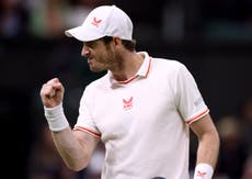 Andy Murray progresses at Wimbledon with thrilling five-set win over Oscar Otte