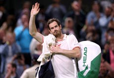 Wimbledon day three: Andy Murray rolls back the years in five-set thriller