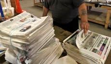 Study: Newspaper circulation revenue surpasses advertising