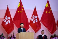 Hong Kong's No. 2 official says security law allows freedoms